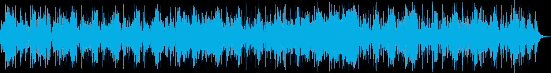 キャラクターバックグラウンドレゲエ...の再生済みの波形