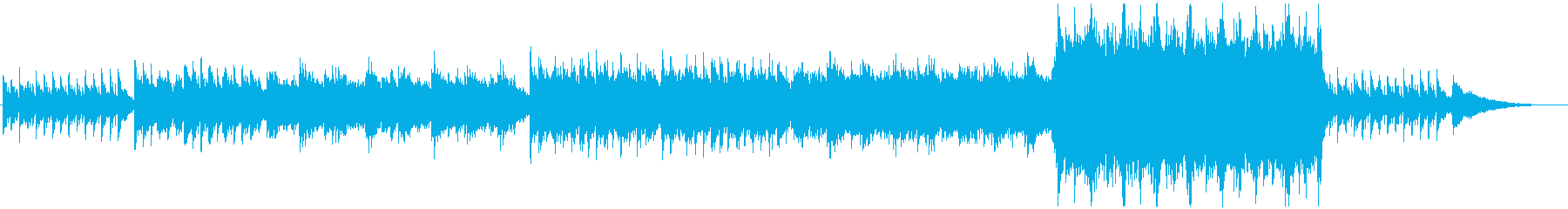 壮大・感動・勇敢・ピアノ・オーケストラの再生済みの波形
