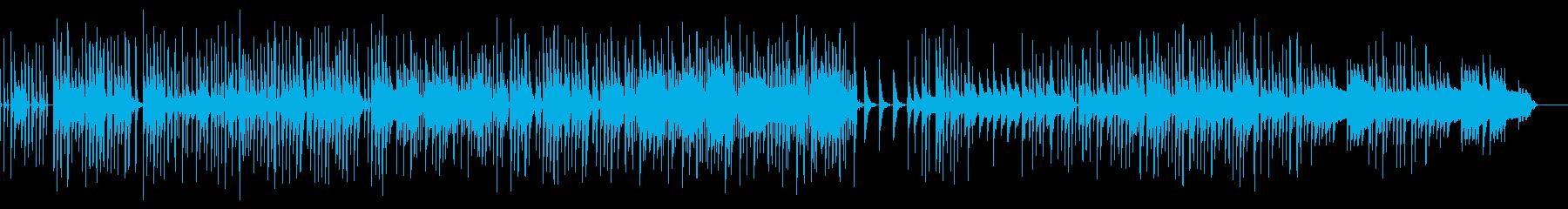 変わった、不思議なシチュエーションにの再生済みの波形