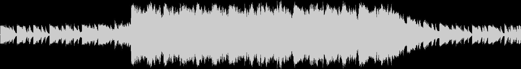 ケルト系 短いケルト調の曲の未再生の波形