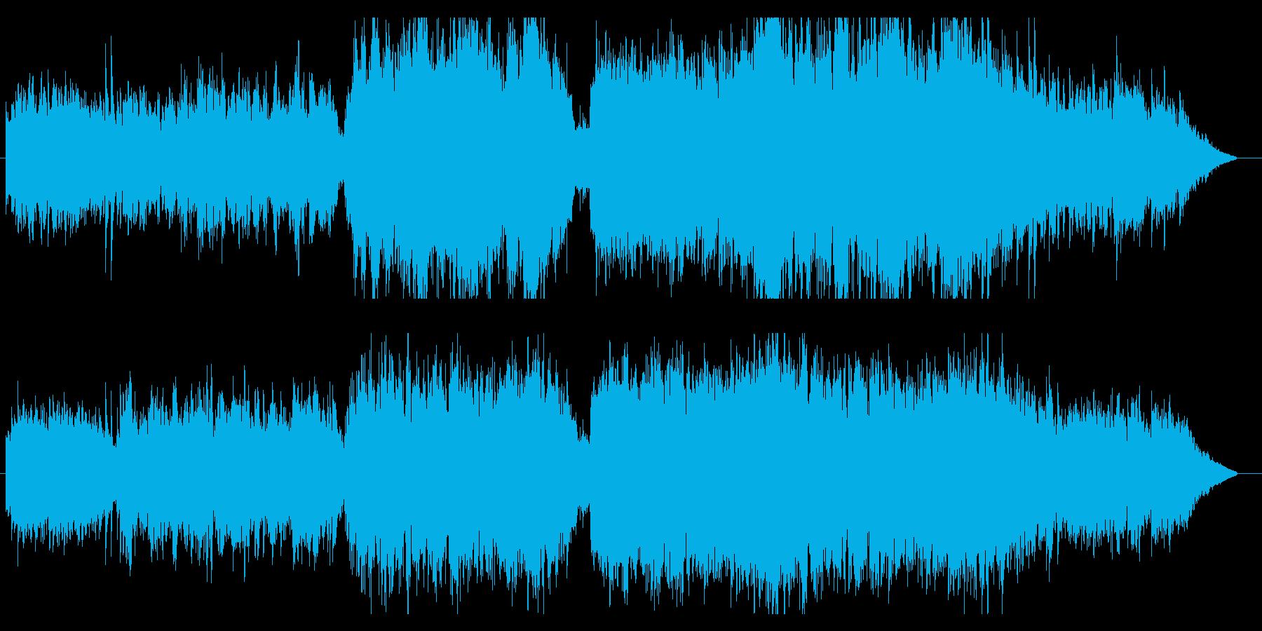 温かで やわらかな祝典の曲です。の再生済みの波形