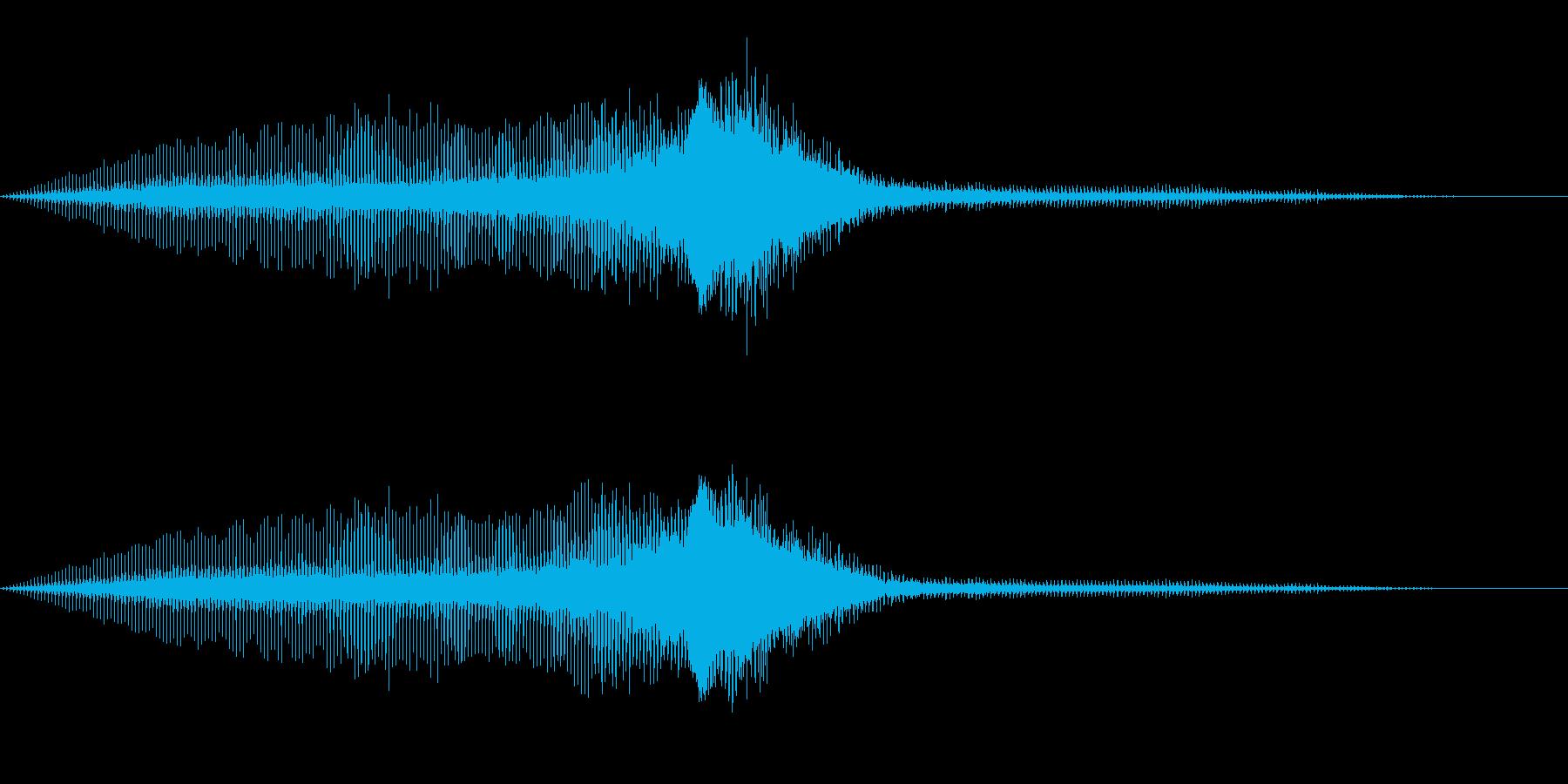 ヘリコプター_タイ_軍用ヘリ_02の再生済みの波形