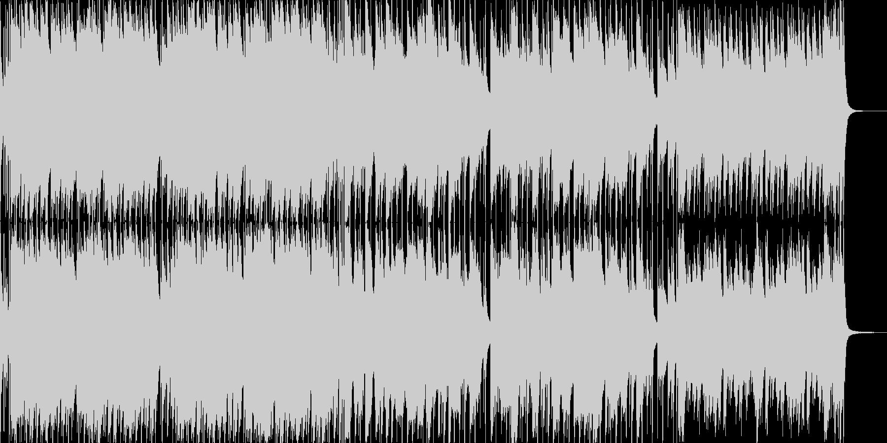 日常系BGM-01の未再生の波形