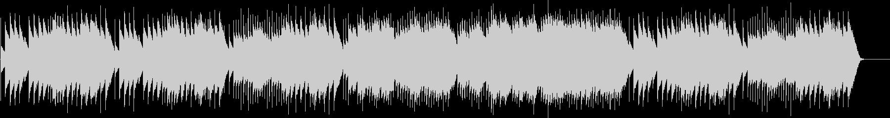 アイネクライネ 第3楽章 (オルゴール)の未再生の波形