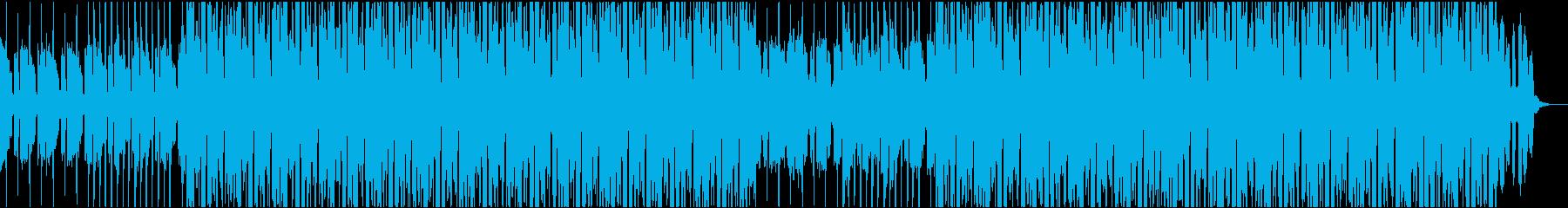 ファンク ハウス ダンス プログレ...の再生済みの波形
