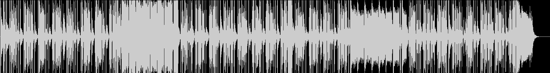 伝統的なレゲエサウンドの遅いレゲエ...の未再生の波形