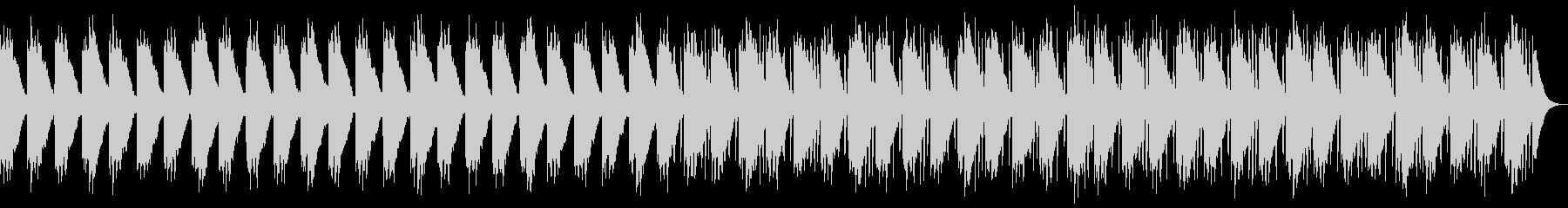 優しい琴の和風ヒーリングの未再生の波形