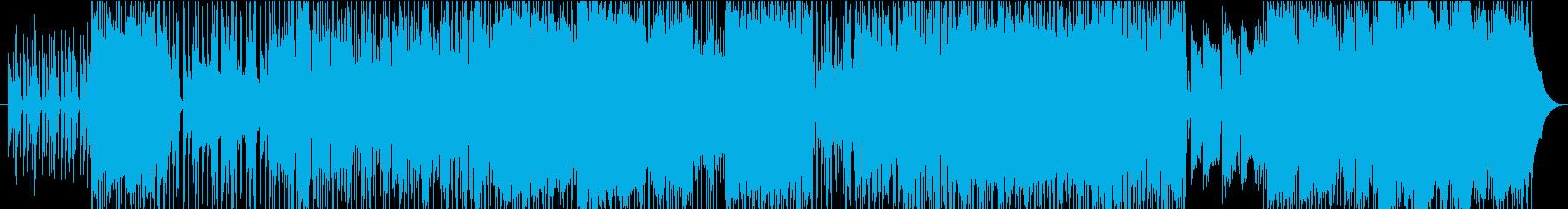 普通のひとの再生済みの波形