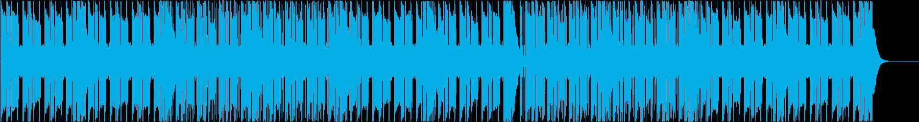 90年代アメリカンボーイズグループ風の再生済みの波形