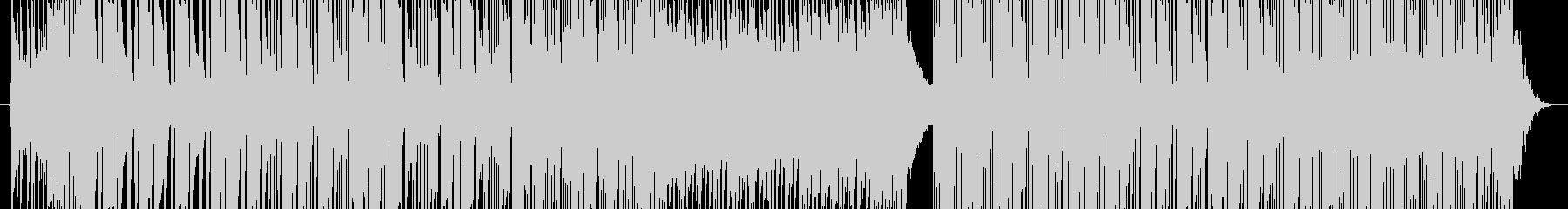 バックグラウンドアクショントラップの未再生の波形