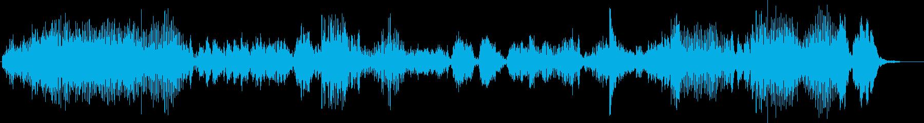 クラシック 感情的 楽しげ ハイテ...の再生済みの波形