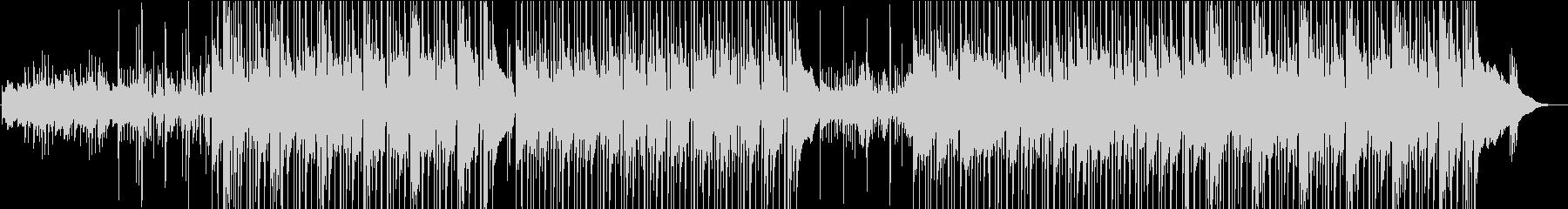 のんびりウクレレのハワイアン楽曲 の未再生の波形