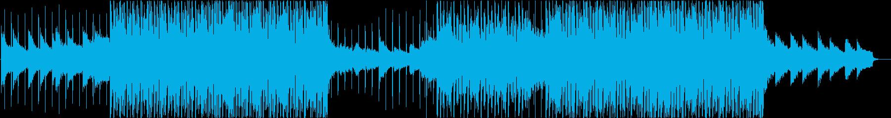 ダンスエレクトロポップサマークラブの再生済みの波形