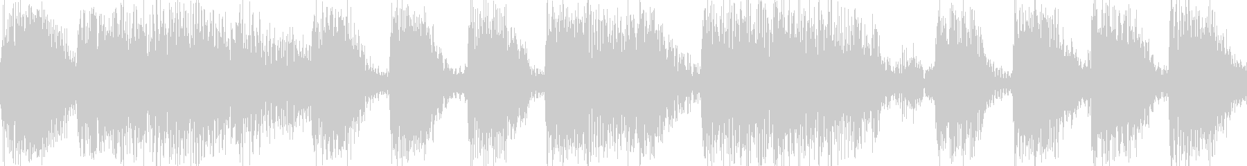 おちゃめ系 サンバ系 ジングル Loopの未再生の波形