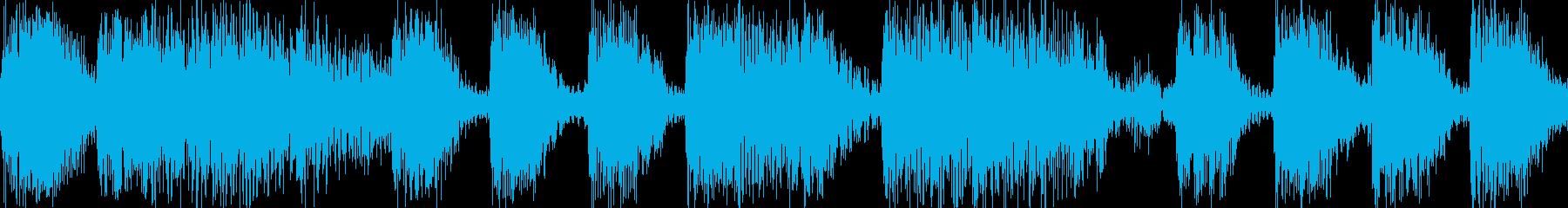 おちゃめ系 サンバ系 ジングル Loopの再生済みの波形