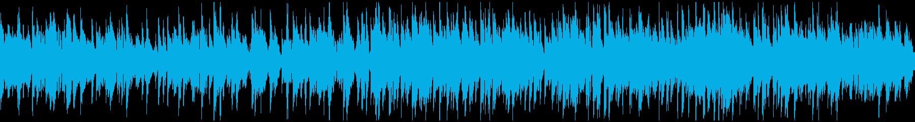 素敵な大人の日常系ジャズ ※ループ版の再生済みの波形