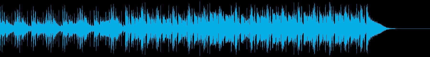 Pf「軽率」和風現代ジャズの再生済みの波形