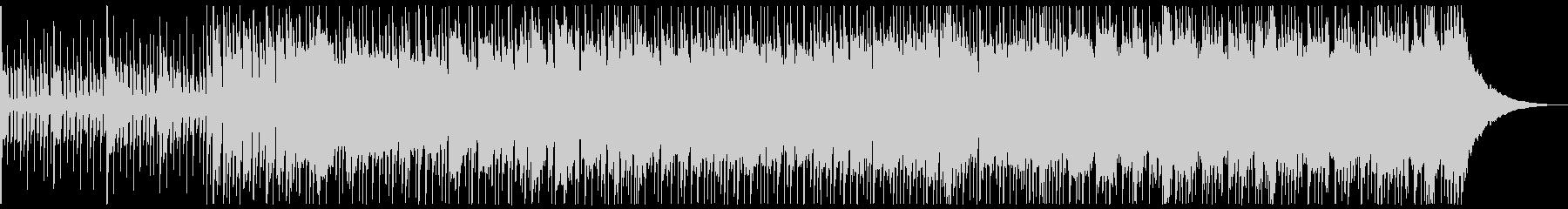 エモいオルタナ系ギターバラードの未再生の波形