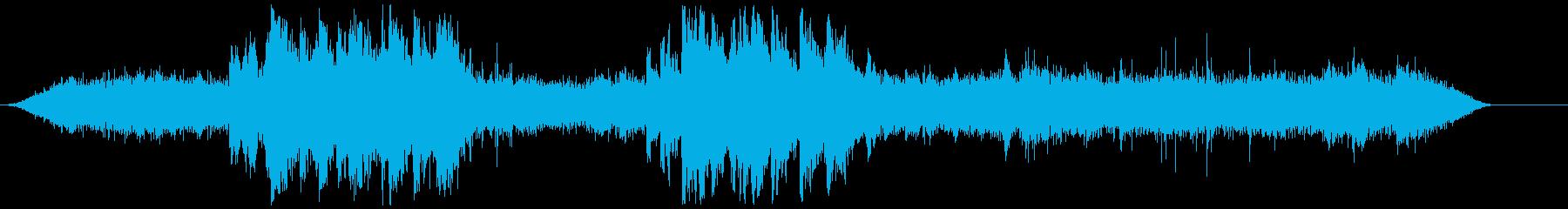 バスアンデン交通の再生済みの波形