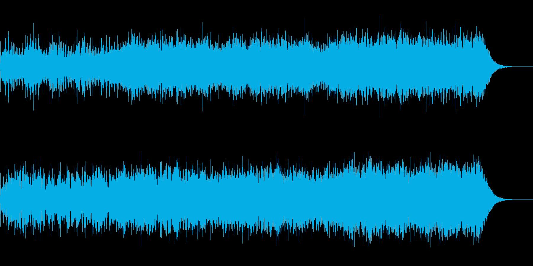Dark_ホラーで怪しく神秘的-15の再生済みの波形