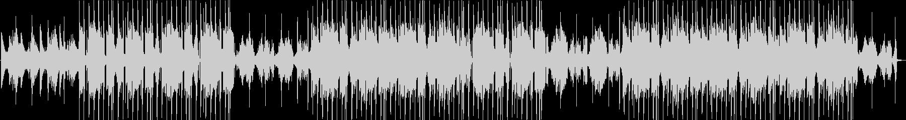 [オシャレさん必須]チルHipHopの未再生の波形