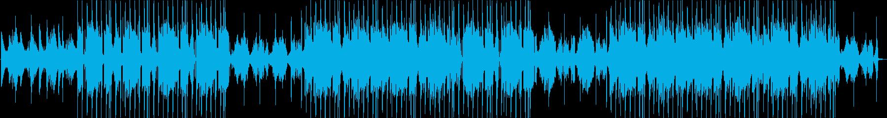 [オシャレさん必須]チルHipHopの再生済みの波形