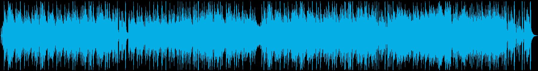 涼しげで可愛いリコーダーのポップスの再生済みの波形