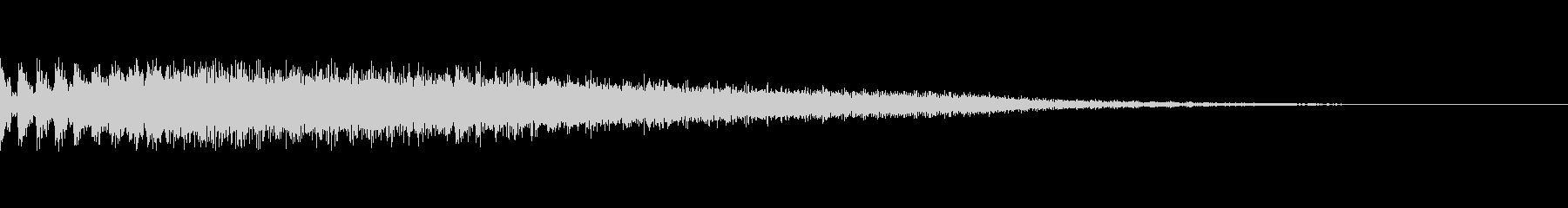 【効果音】ホラー・サスペンス_05の未再生の波形