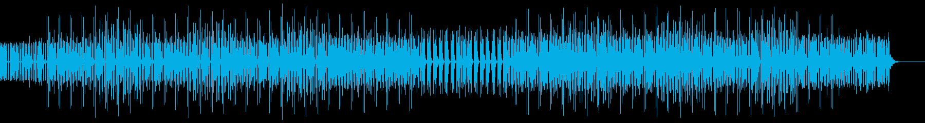 *ファンキーで明るく楽しいサウンド♪の再生済みの波形