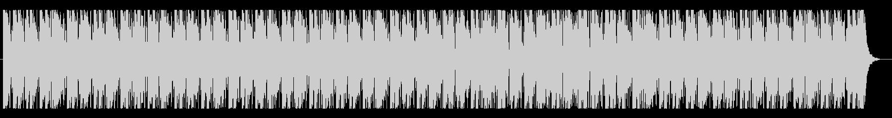 夏の終わり 切ないキラキラ系エモビートの未再生の波形