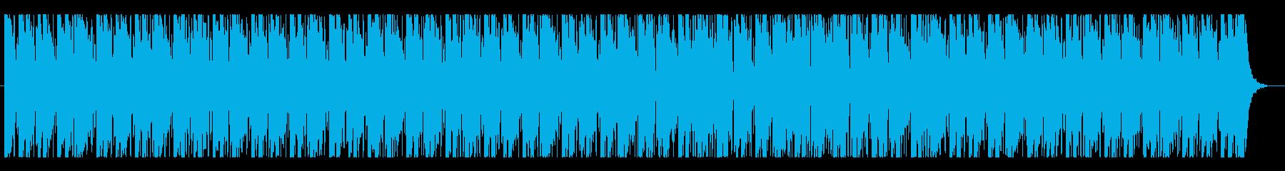 夏の終わり 切ないキラキラ系エモビートの再生済みの波形