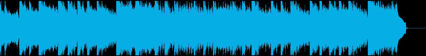 勇敢なオーケストラ(室内楽風)な曲。の再生済みの波形