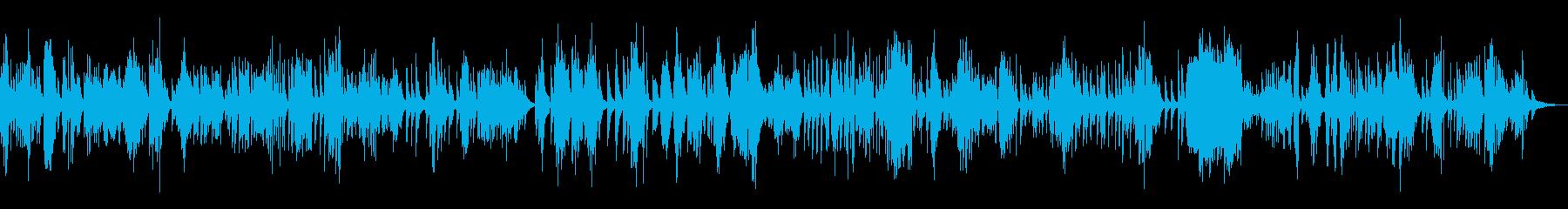 [生演奏]聞き流し用-長尺ピアノソロ01の再生済みの波形