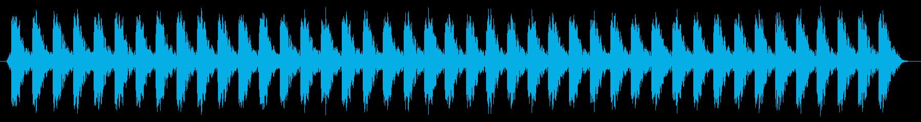 デジタル電子効果によるエンジンハム...の再生済みの波形