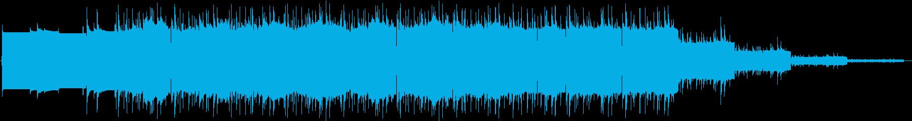 アンビエントシンセは、一種のウォー...の再生済みの波形