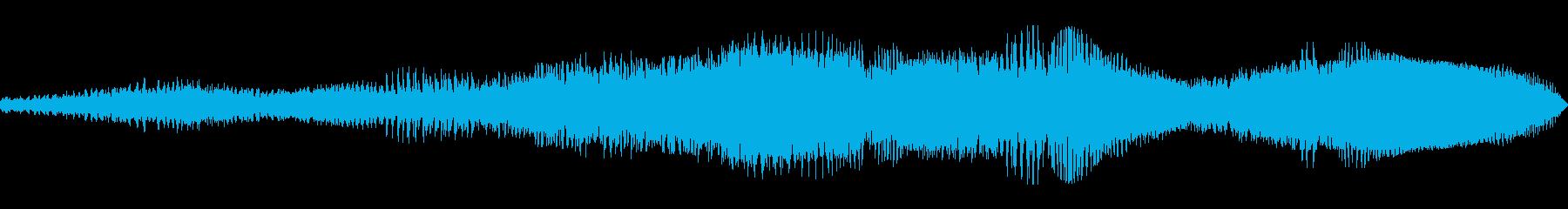 スペースベルズ、ショートウェーブベ...の再生済みの波形