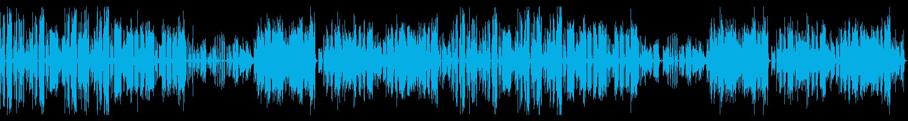 Tonkanchinの再生済みの波形