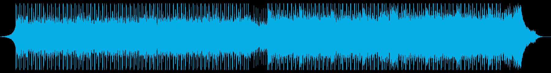不動産(中)の再生済みの波形