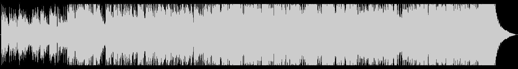 反射するバラードピアノ、アコーステ...の未再生の波形
