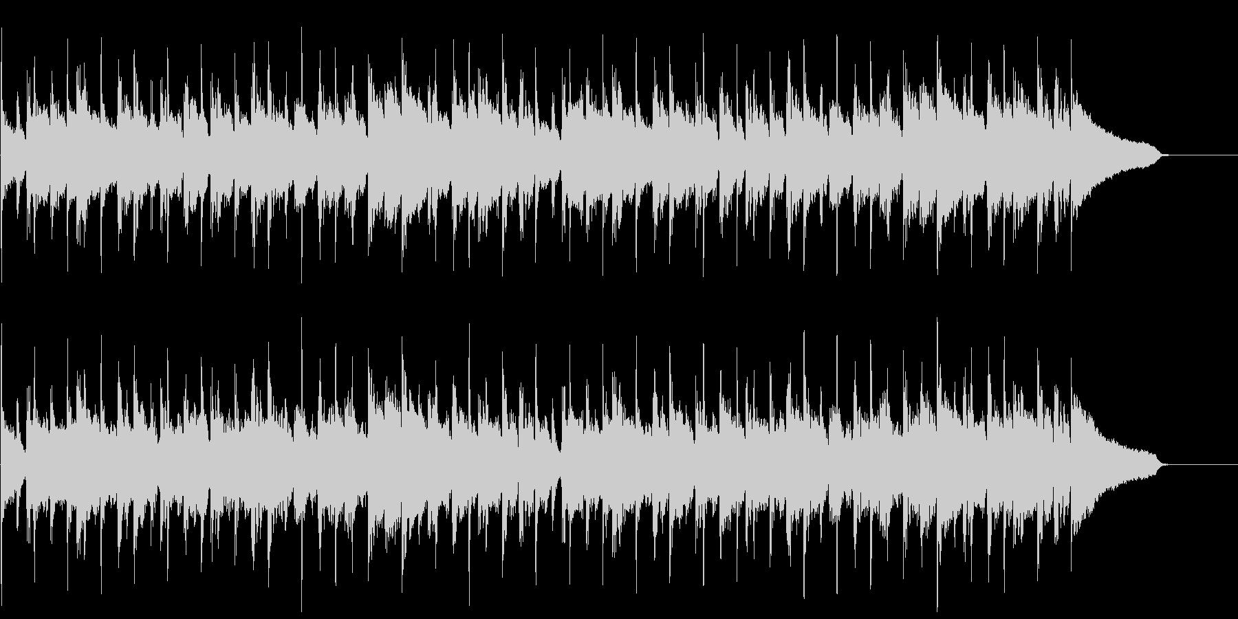 動画広告 30秒 ベル ギターA 楽しいの未再生の波形