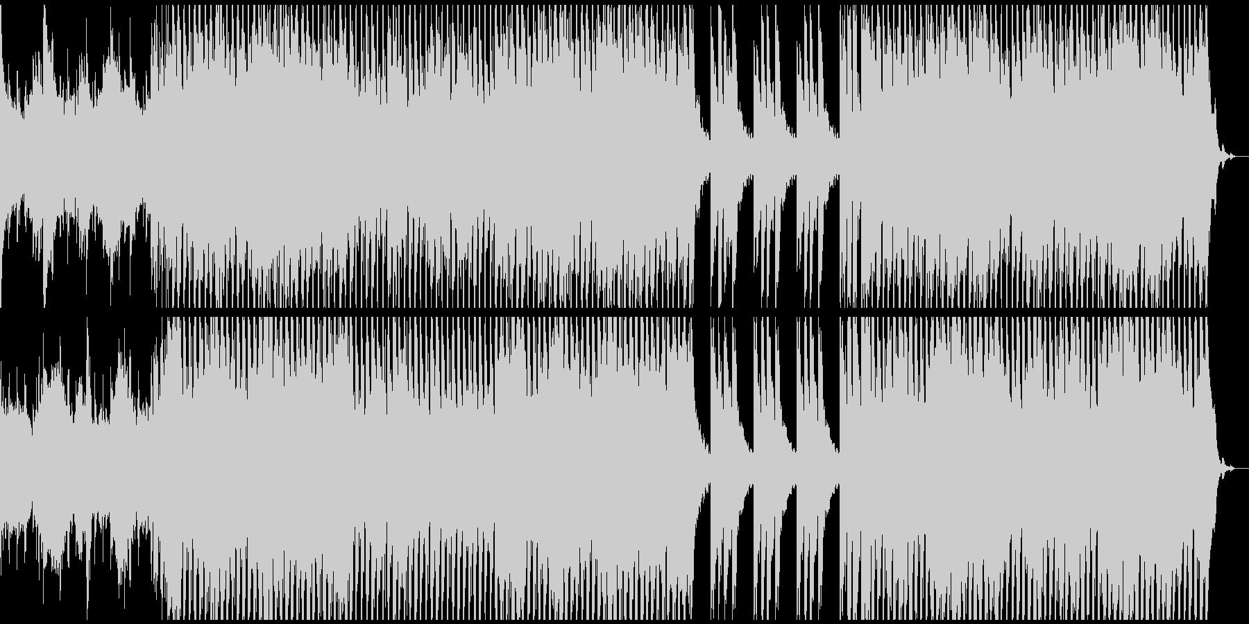 素敵でポジティブな、メロディックな...の未再生の波形