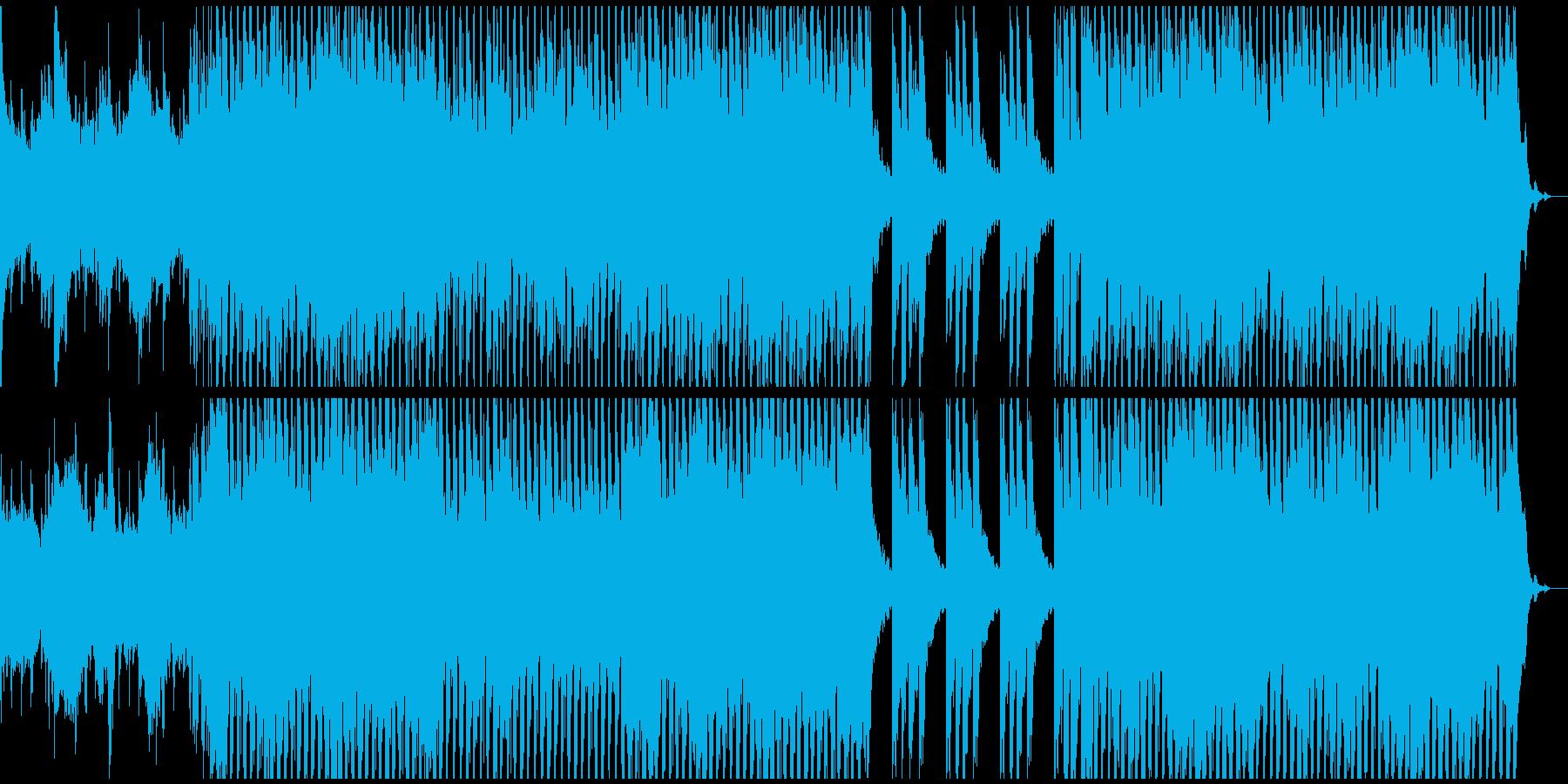素敵でポジティブな、メロディックな...の再生済みの波形