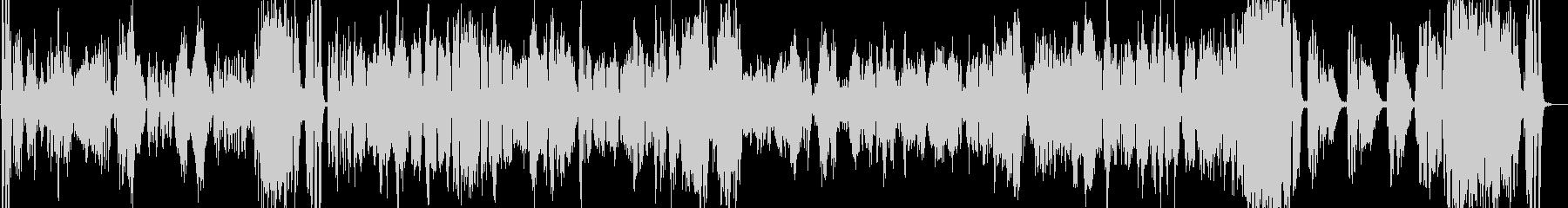 クラシック 楽しげ ハイテク 気分...の未再生の波形