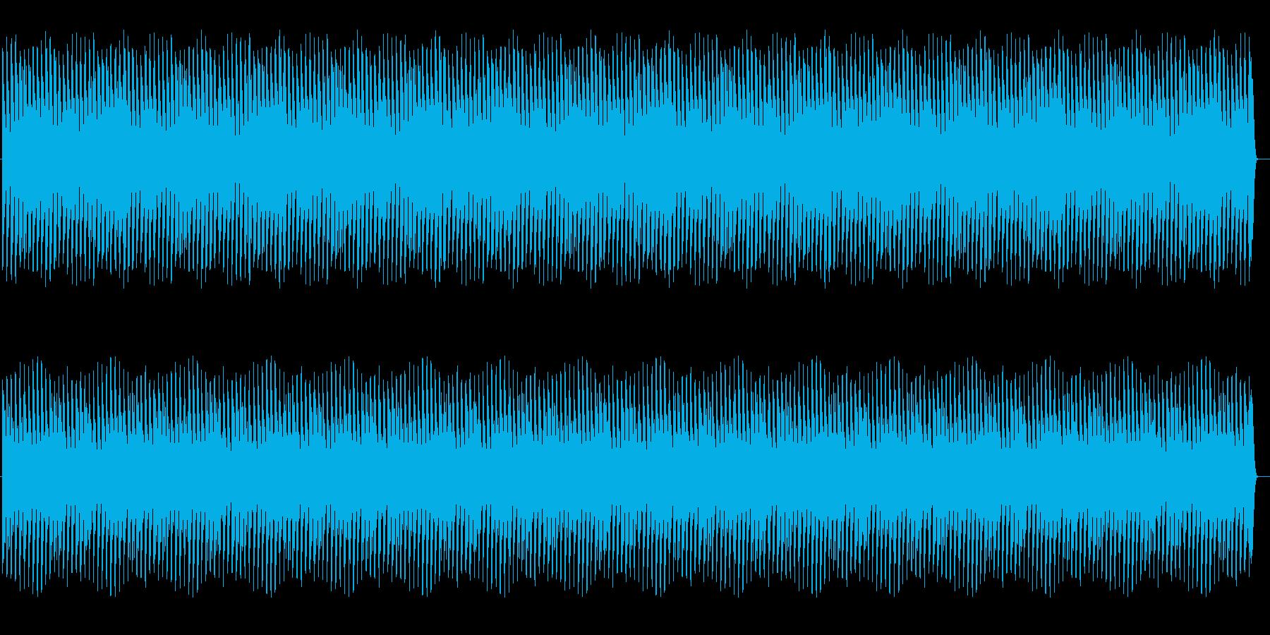 【無限音階】上がり続ける音 緊張感・不安の再生済みの波形