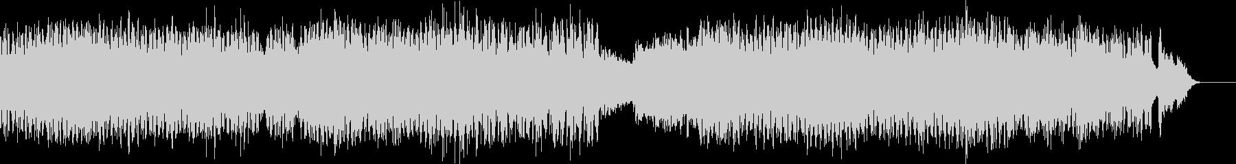 ベートーベン月光ヒップホップの未再生の波形