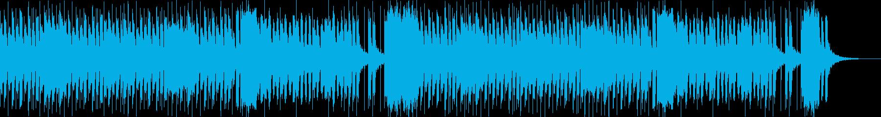 コミカル かわいい 2の再生済みの波形