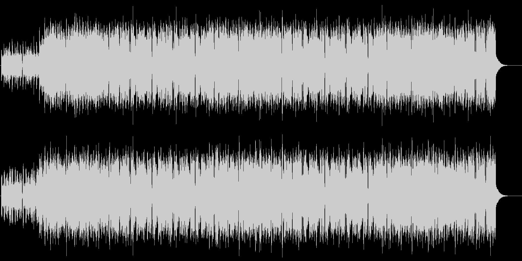 酒場イメージのフィドル&フルートケルト曲の未再生の波形