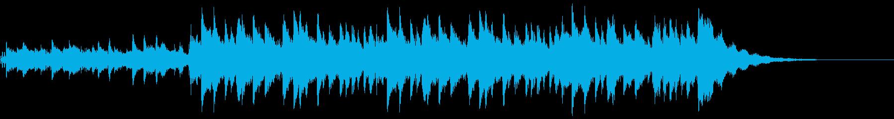 アメリカーナ気分で楽器のアコーステ...の再生済みの波形
