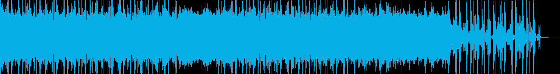 アンビエントニューエイジインストゥ...の再生済みの波形