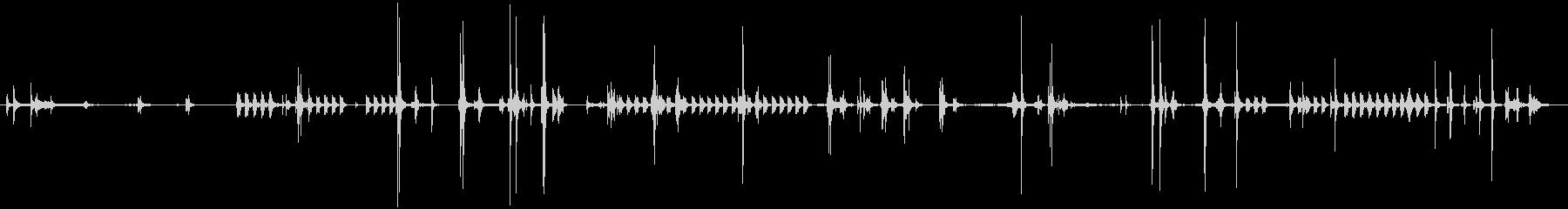 ピンボールマシン:1979:電子:...の未再生の波形